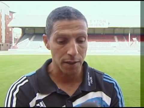 Leyton Orient 6-1 Newcastle United  20090725 & Chris Hughton talks
