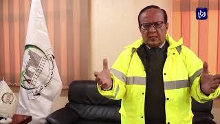 بلدية معان تفتح خطوط طوارئ في المنخفضات الجوية - أخبار الدار