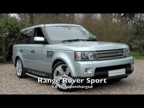 range rover sport 5 0 v8 supercharged youtube. Black Bedroom Furniture Sets. Home Design Ideas