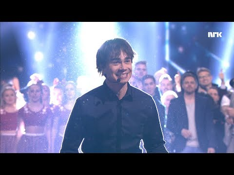 ALEXANDER RYBAK -That's How You Write a Song - Vinner-fremføing - MGP 2018
