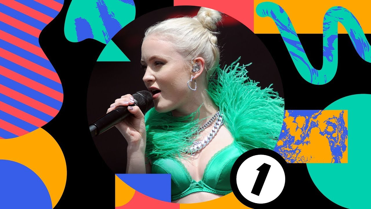 Zara Larsson - Ruin My Life (Radio 1's Big Weekend 2019)
