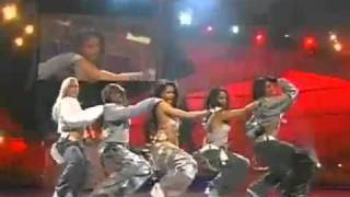 Ciara - Get Up (Live So You Think You Can 2007)