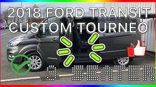 2018 Ford Transit Custom Tourneo