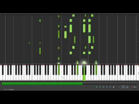 Johannes Brahms: Lullaby - Piano