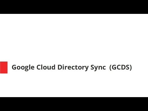 G Suite Password Sync Active Directory