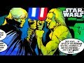 Darth Sidious' Clone That Fought Against Master Luke!! - Star Wars Comics Explained