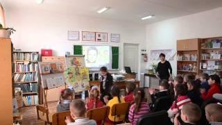 Крым Вишневка Весёлый урок с Агнией Барто
