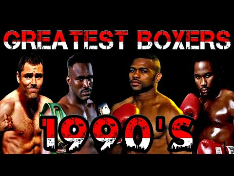 Download 1990s BOXING! TOP 10 BEST BOXERS OF THE 1990s DECADE