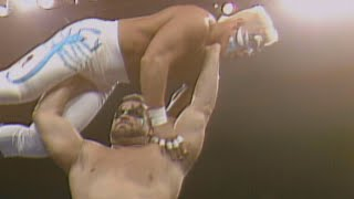The Road Warriors vs. Sting & Dusty Rhodes - NWA World Tag Team Title Match: Starrcade 1988