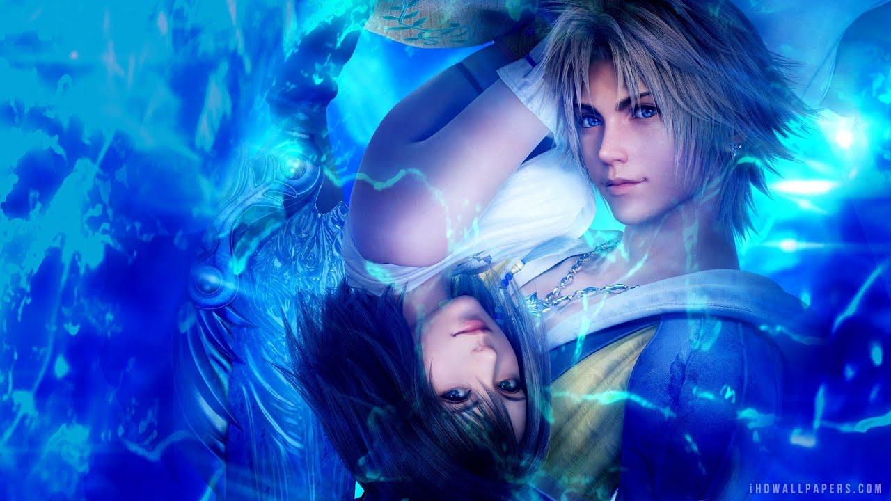 Udah lumayan jauh - Final Fantasy X Remastered PC