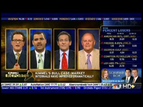 Monty Guild of Guild Investment Management on CNBC Reports Discussing Emerging BRIC Markets