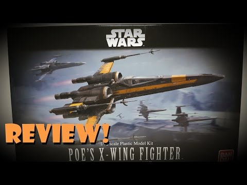 SHOKY REVIEWS: STAR WARS EPISODE 7 THE FORCE AWAKENS POE