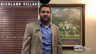 Monday Market Report: Highland Village, TX {4.23.18}