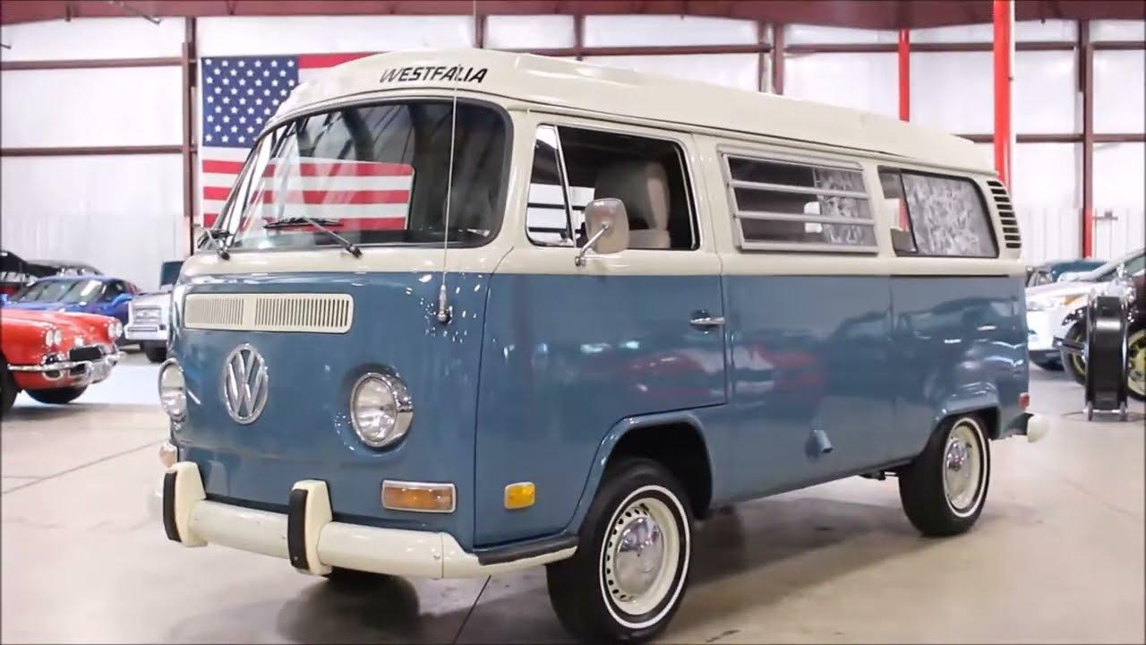 1972 Volkswagen Westfalia