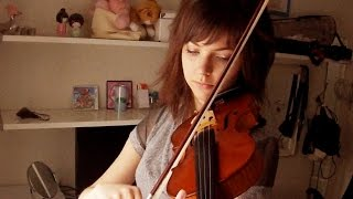 Crystallize Lindsey Stirling Cover 1 Year And 10 Months Violinist