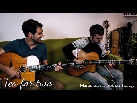 Tea For Two w/ Adrien Tarraga (Gypsy jazz) + Free TAB