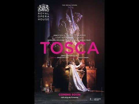 ROYAL OPERA HOUSE: TOSCA (στις 09/03/18) - TRAILER