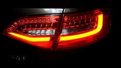 Dynamische Blinker Audi A4