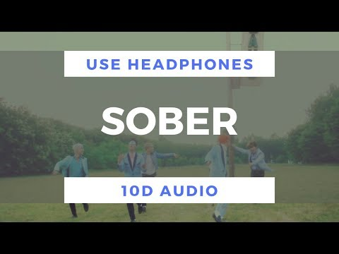 BIGBANG - SOBER (10D Audio)
