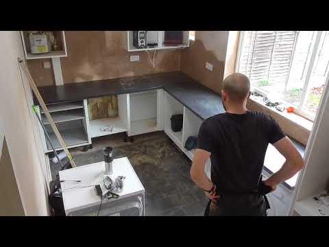 Quick Howdens Kitchen