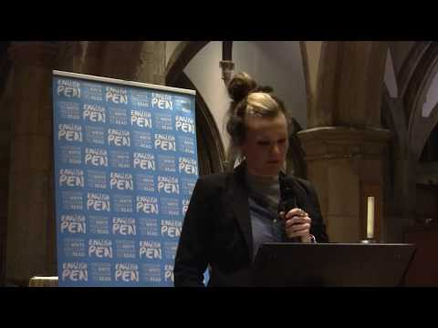 Helen Palmer for Me Nam - English PEN Modern Literature Festival : Writers Centre Kingston
