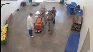 Man spends more than 20 hours in restraint chair and dies