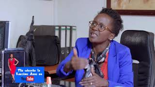 Don't flatter yourself. Kansiime Anne. African Comedy