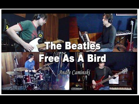 The Beatles - Free As A Bird