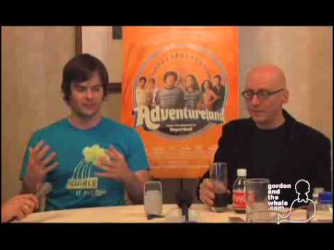 Bill Hader and Greg Mottola SXSW 2010 Interview with Chase Whale and James Wallace