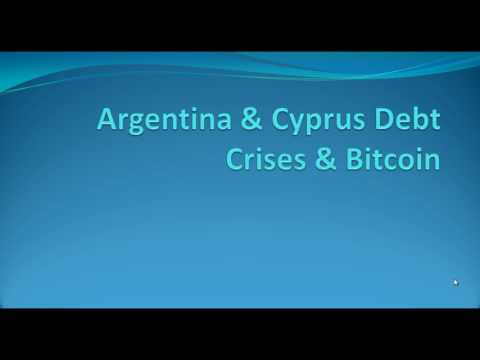 Argintina cyprus India Debt Crises - The Complete Short Bitcoin Course - With Technical Analysis