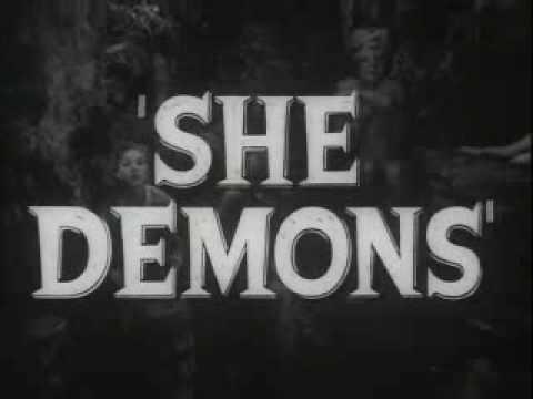 Trailer - She Demons (1958)
