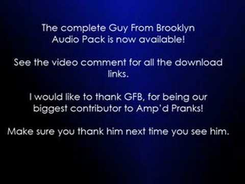 The Brooklyn Audio Pack