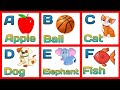 A for apple | abcd alphabet learning rhymes |    a for apple b for badka apple | abcd phonics song