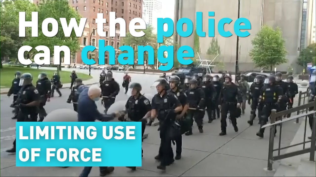 Download How the police can change: Limiting the use of force