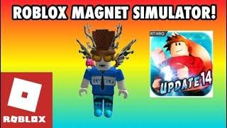 Roblox lukely ' s Magnet Giveaway Sim córrego