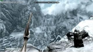 Зарабатываем достижение Легенда за убийство Легендарного дракона \ Skyrim - Legend Achievement