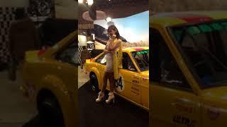 Tokyo Auto Salon 2018 Tomei Girls.