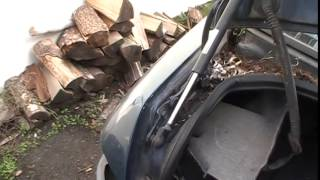 Removing trunk from Civic
