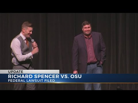 Richard Spencer's lawyer files official lawsuit against Ohio State