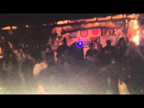 Punk gig in Whittier CA