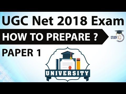 UGC NET Paper 1 - How To Prepare, Complete Strategy, Books, Time Table, Tricks, Syllabus, Notes