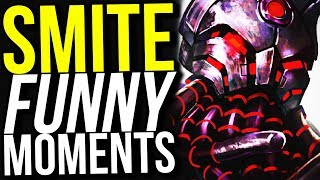 DAMAGE GUAN YU 1000% WORKS! - SMITE FUNNY MOMENTS