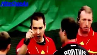 Comedy Football Three penalty consecutive