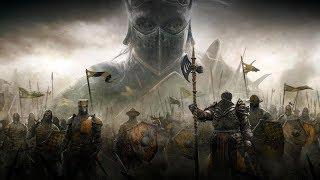 Суровая средневековая война трех фракций. Исторический игровой фильм -  For Honor