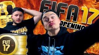 NEJHORŠÍ FIFA 17 PACK OPENING NA SVĚTĚ!