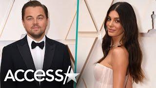 Leonardo DiCaprio Brings Camila Morrone To The Oscars For First Official Event Together