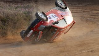 Autocross Motorland Crash&Show 2015 (E-RaceVideos)