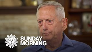 Gen. Jim Mattis on war and Trump