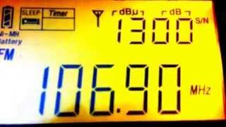 Радио 7, прием из г.Семей.