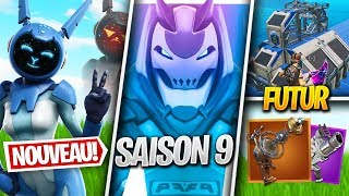FIRST SKIN, PRICE, DATE SAISON 9, More on FORTNITE (Fortnite News)